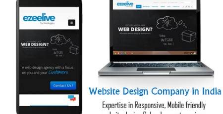 Ezeelive Technologies - top website designing company in mumbai
