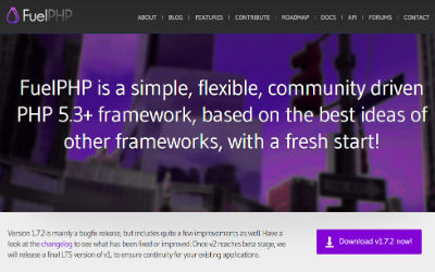 Fuel PHP Framework India
